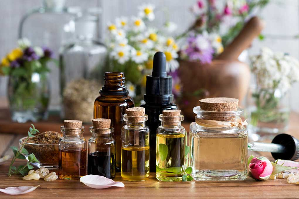 Aromatherapy can reduce stress, which may help prevent hair loss.