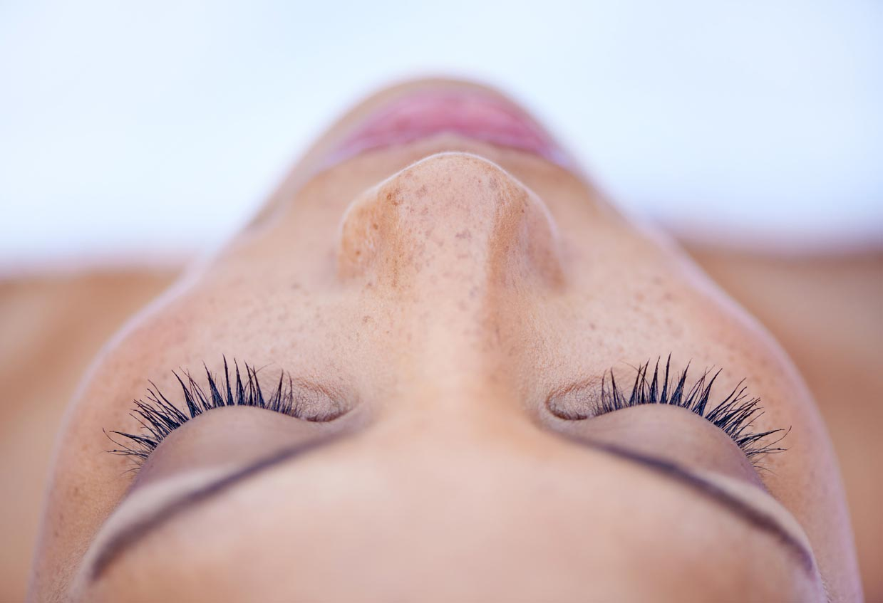 Latisse® can make eyelashes thicker and longer.