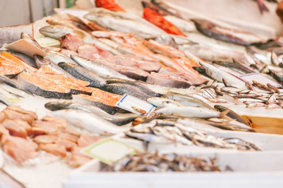 Salmon, sardines, and other cold-water fish are good dietary sources of vitamin D3.