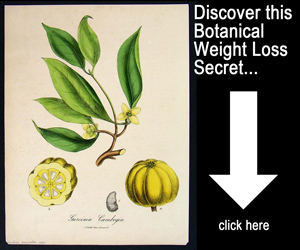 Discover that botanical weight-loss secret