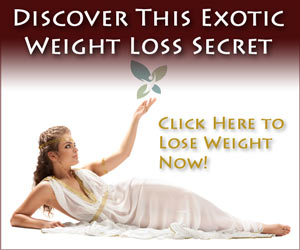 Discover this exotic weight-loss secret