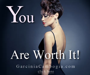 You are worth it!
