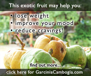 This exotic fruit may help you - garcinia cambogia
